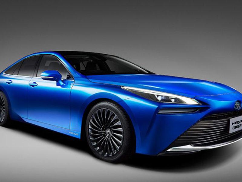 Toyota Mirai Generasi Kedua Siap Meluncur