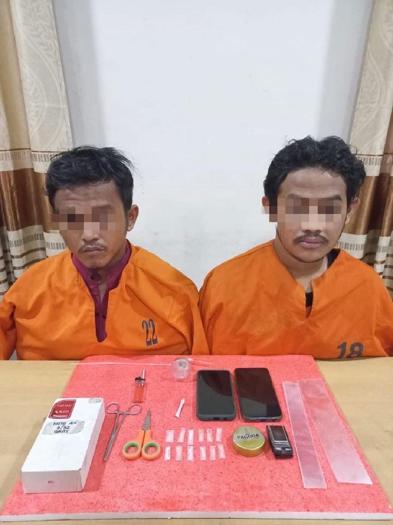Dua Warga Inhil Terancam Dua Puluh Tahun Penjara