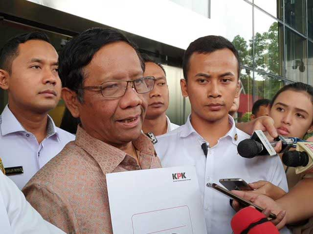KPK Bidik Dugaan Korupsi Triliunan Rupiah di PT Asabri