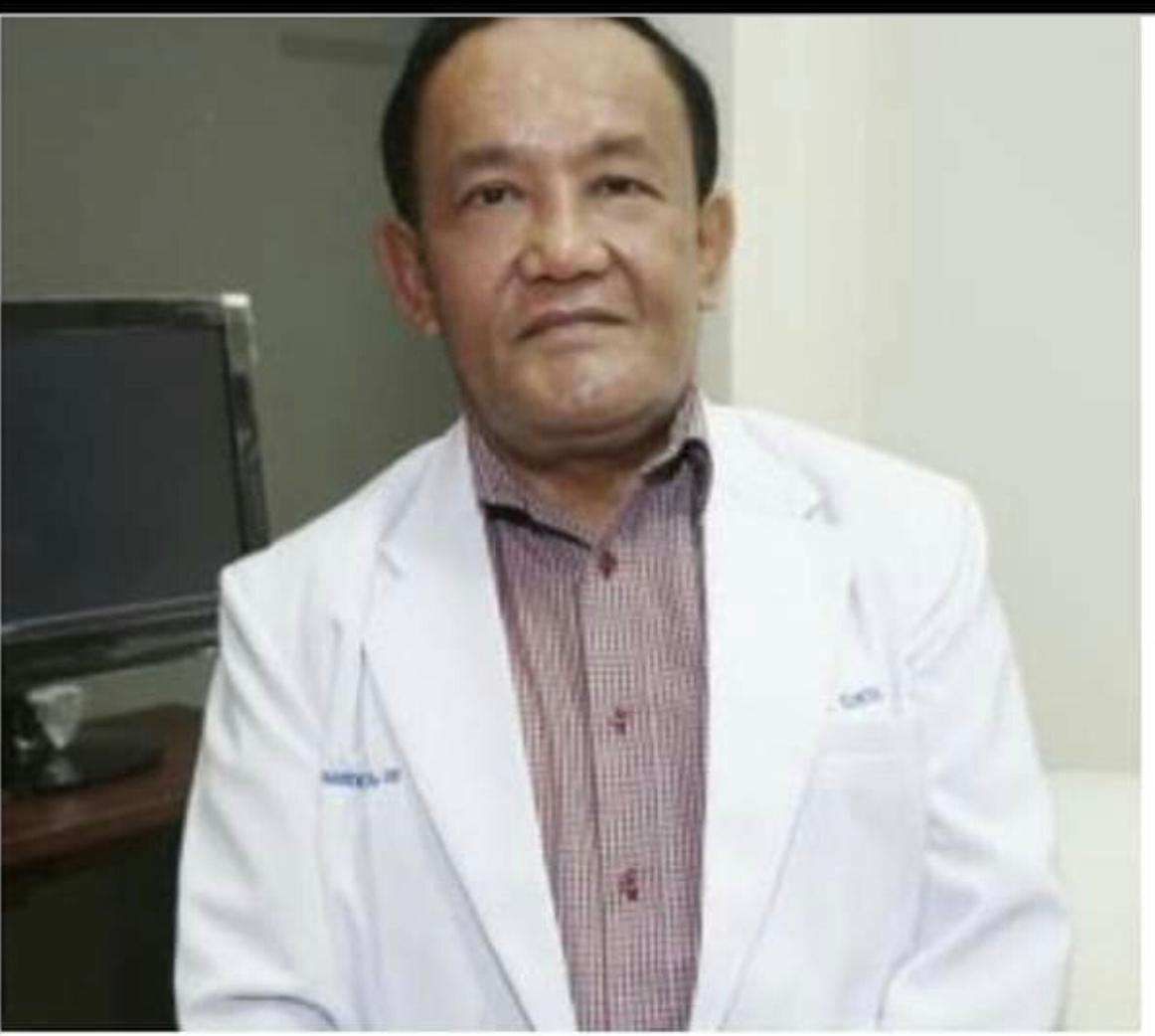 Dokter RSUD Arifin Achmad Meninggal Dunia Akibat Corona