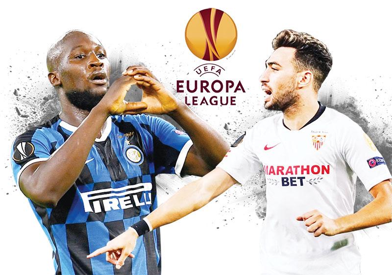 Sevilla v Inter Milan: Panggung Buangan