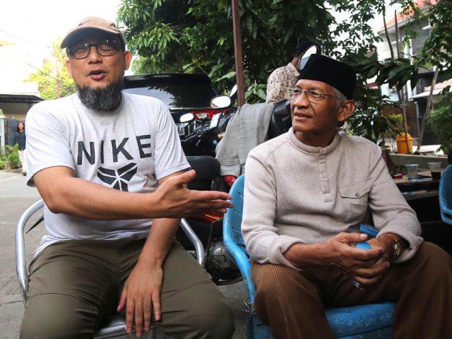 Novel Baswedan Tak Hadiri Sidang Perdana Kasus Penyiraman Air Keras