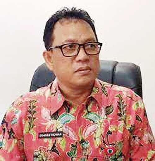 SK Sekdaprov Riau Menunggu Ditandatangani Presiden Joko Widodo
