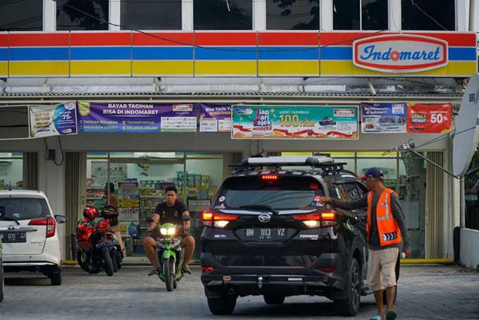 Retail Keberatan Penarikan Tarif Parkir