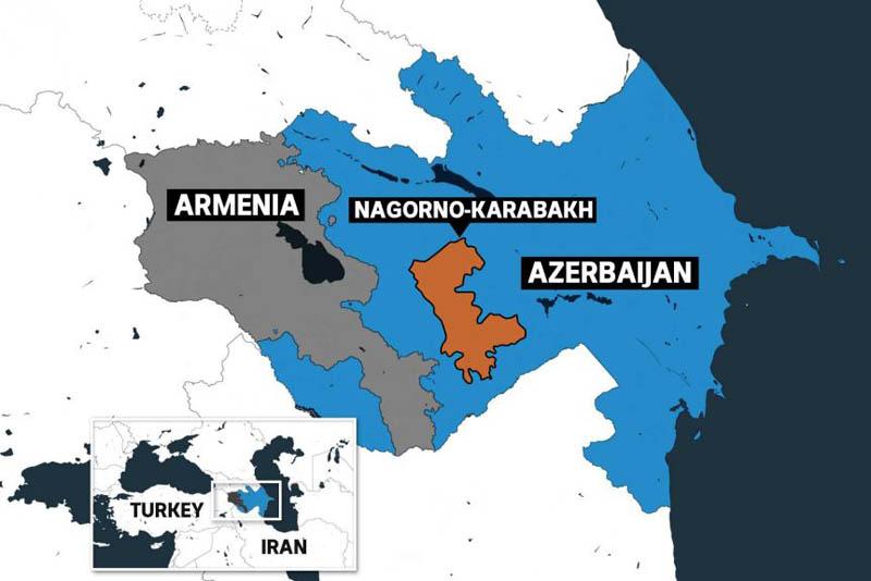 Karabakh Terus Memanas, Azerbaijan Tak Akan Hentikan Perang Sebelum Armenia Pergi