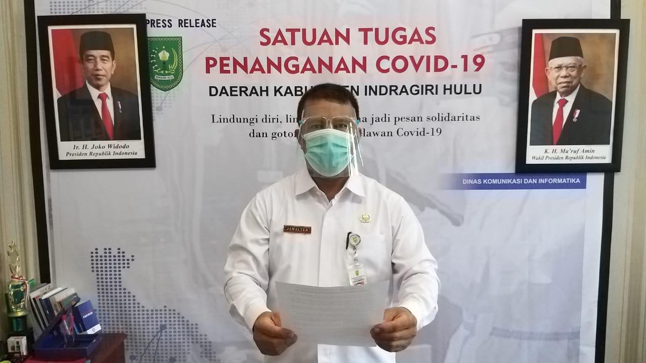 Bertambah 3, Pasien Meninggal Covid-19 di Inhu Jadi 63 Orang