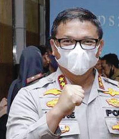 Lima Terduga Teroris Kembali Ditangkap di Riau