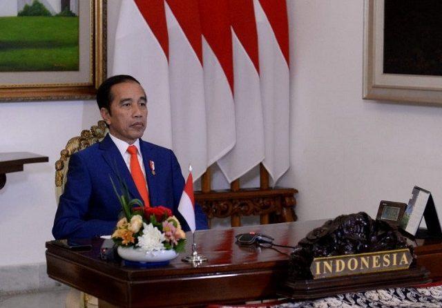 Presiden Jokowi Rayakan Lebaran di Istana Bogor