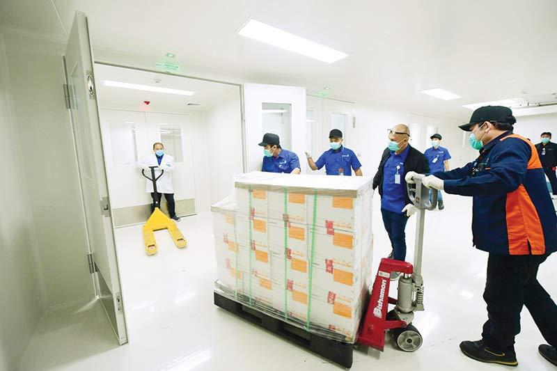 Tunggu Hasil Uji BPOM agar Vaksin Bisa Digunakan