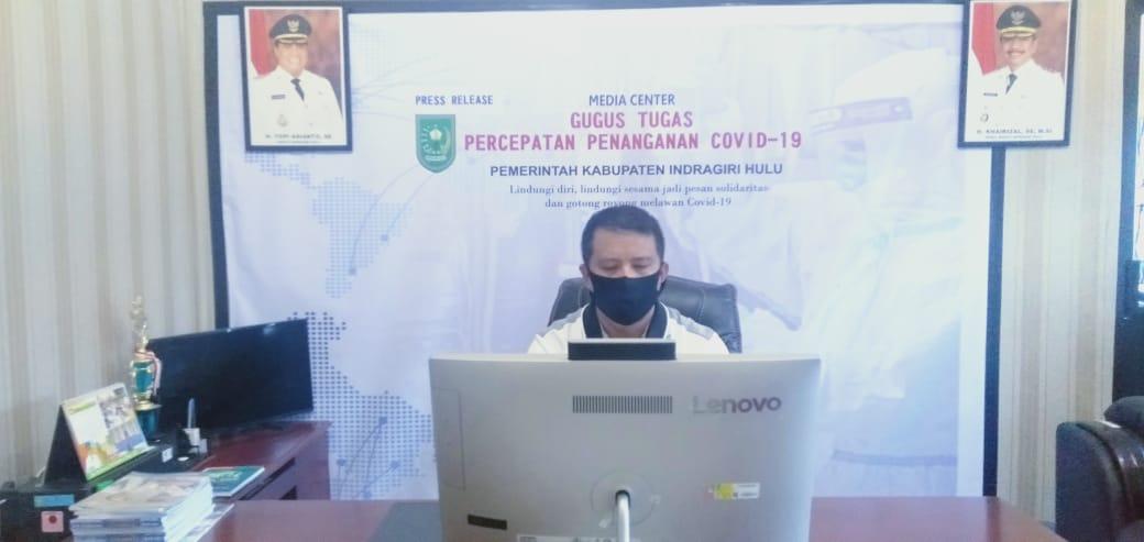 Inhu Tak Lagi Rawat Pasien PDP Covid-19