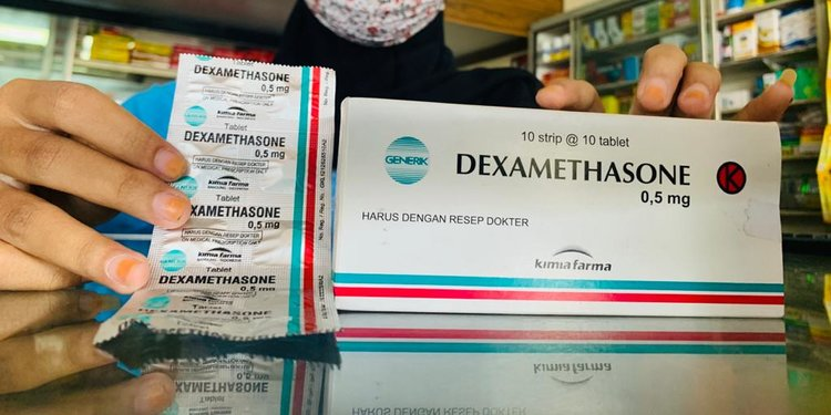 Jangan Sembarangan Minum Obat Dexamethasone