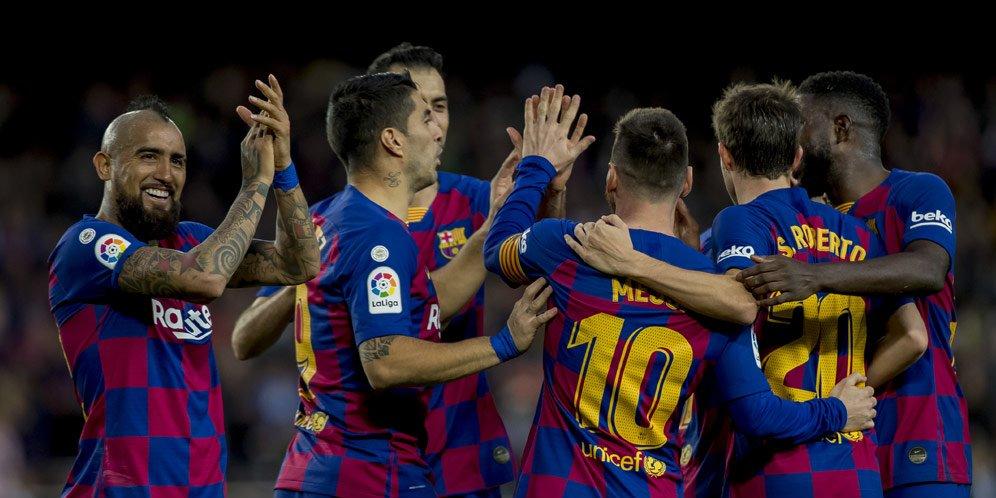 Ikuti Jejak Juventus, Pemain Barcelona Setujui Gajinya Dipotong 70 Persen