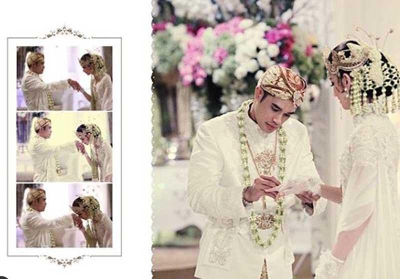 4 Fakta Menarik Pernikahan Nia Ramadhani-Ardi Bakrie