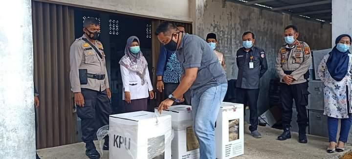 Dugaan Kecurangan di TPS Bukit Indah Inhu Hanya Pelanggaran Administrasi