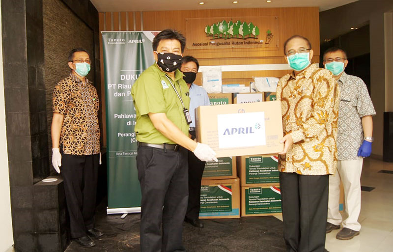 RAPP Bersama APHI Dukung Pemerintah Tangani Pandemi Corona