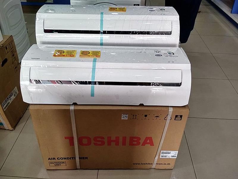 Toshiba RAS-05BKS-ID Dilengkapi Double Filter