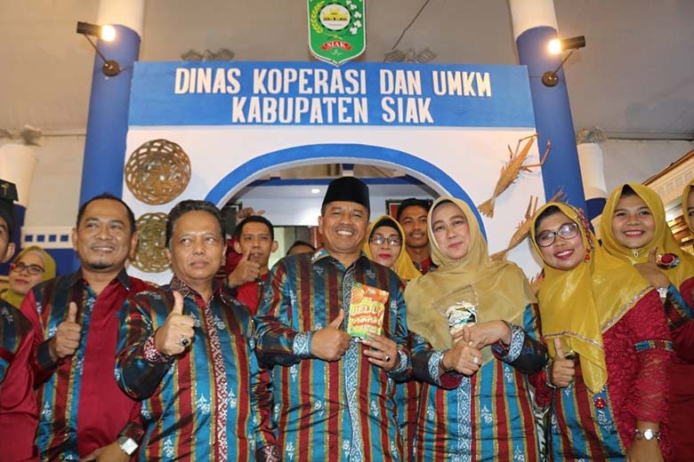 Tarik Minat Investor danWisatawan Ikut Riau Expo 2019di Pekanbaru