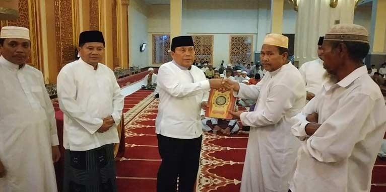 Pemkab Peringati Nuzulul Quran di MAIC