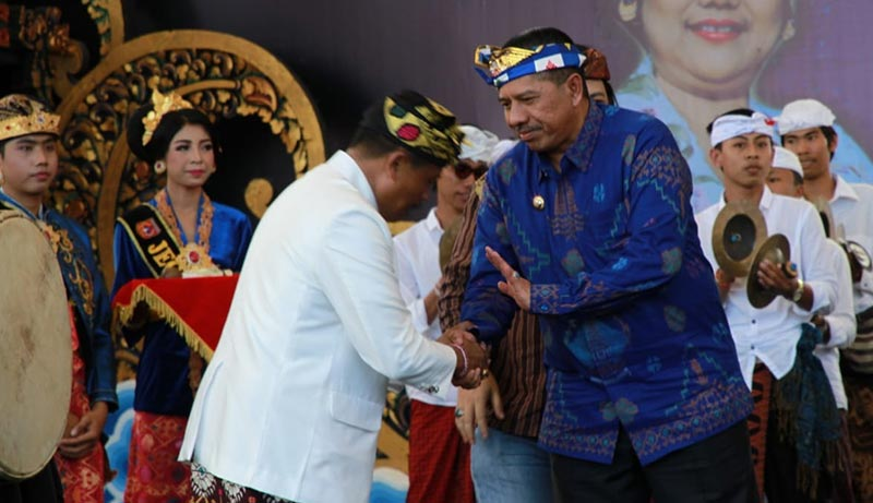 Siak Tuan Rumah Festival Pusaka Nusantara VIII