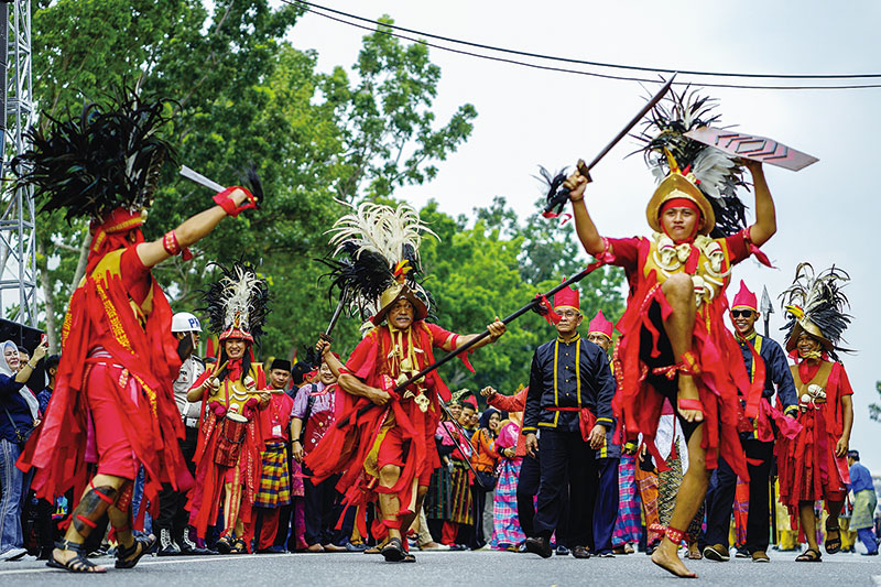 Karnaval Kebudayaan Meriah