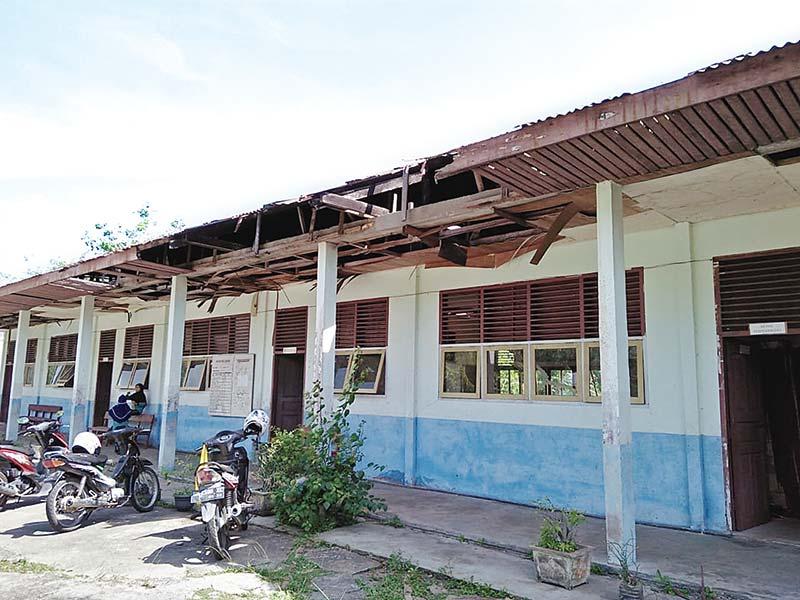 Sejumlah Sekolah di Meranti Digabung