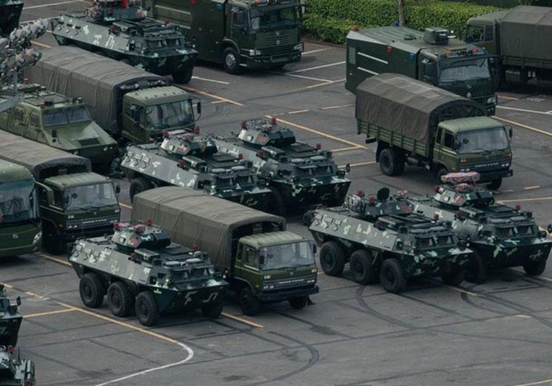Trumph Minta Xi Jinping Duduk Bersama Demonstran