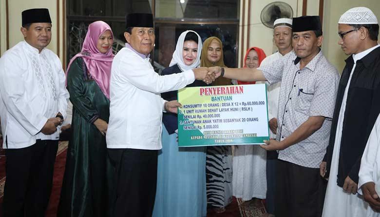 Rp29 Miliar untuk Kecamatan Tambusai