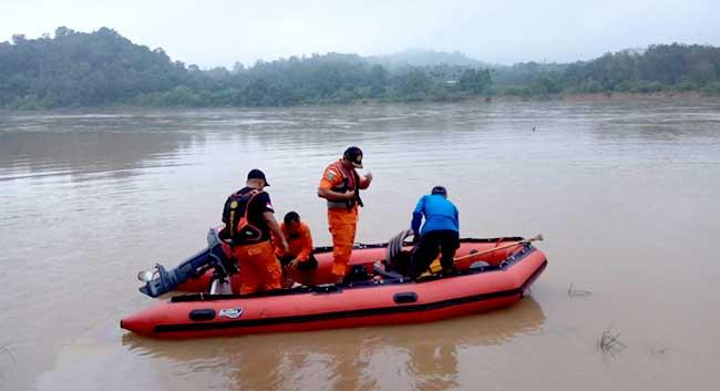 Nenek Tenggelam di Sungai Kuantan
