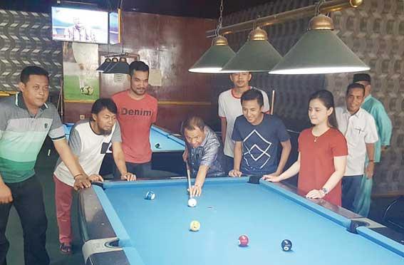 POBSI Riau Seleksi Atlet Porwil dan PON