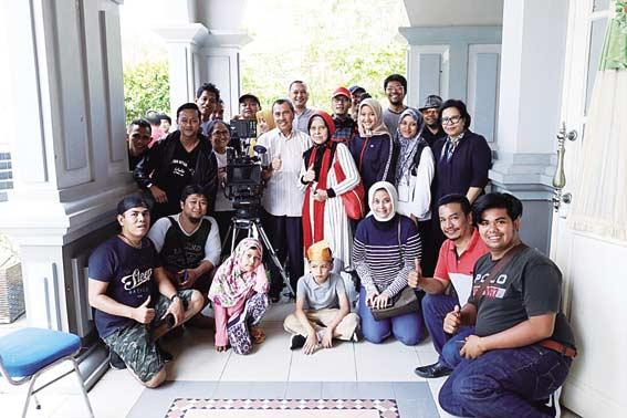 Kenalkan Keindahan Wisata Lewat Film Iqra II