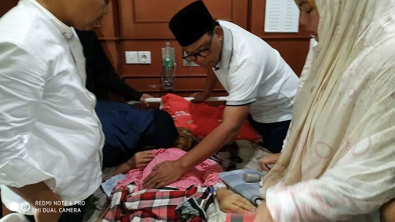 Ibunda Bupati Rohil Berpulang ke Rahmatullah