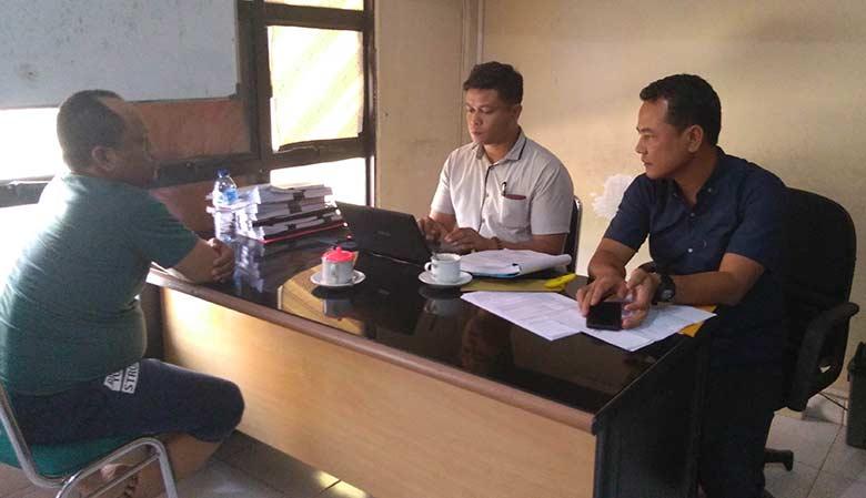 Korupsi, Mantan Kades Ditangkap di Jawa