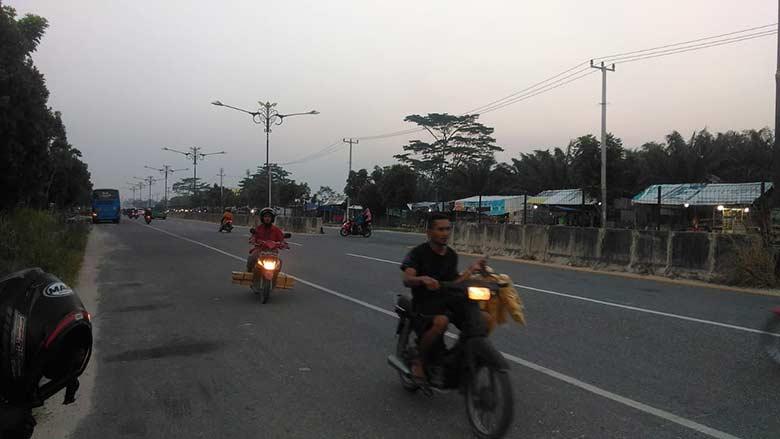 Dishub Akan Tinjau U-Turn Jalan Lintas Pekanbaru-Bangkinang