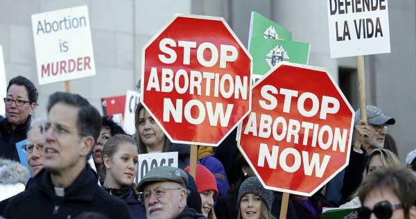 Penyedia Jasa Aborsi Terancam Dihukum 99 Tahun Penjara