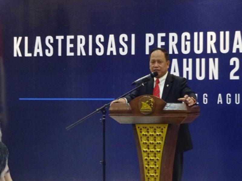 Menteri Nasir Kagumi Penelitian Akar Bajakah