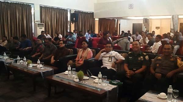 Hari Ini, 54 Wartawan PWI Riau Konsentrasi Ikuti UKW