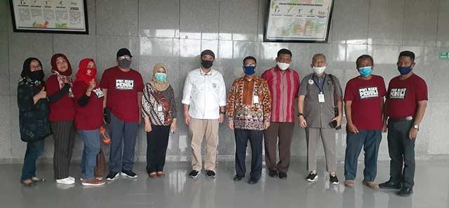 PWI Riau Silaturahmi ke BI