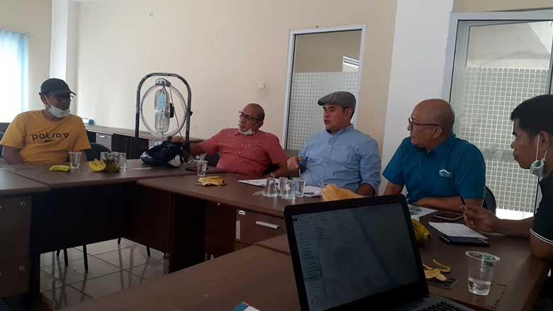 PWI Riau Studi Jurnalistik Ke VJA dan Media Vietnam