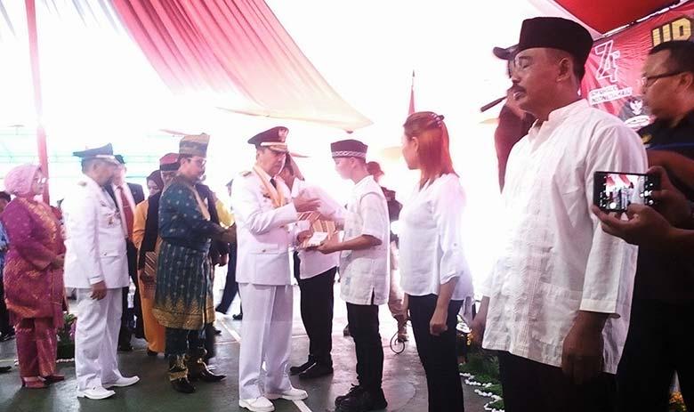 6.283 Napi di Riau Terima Remisi, 176 Langsung Bebas