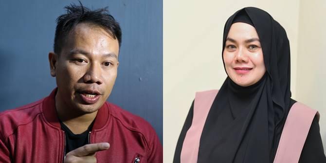 Takut Disantet, Sarita Abdul Mukti Enggan Salaman dengan Vicky Prasetyo