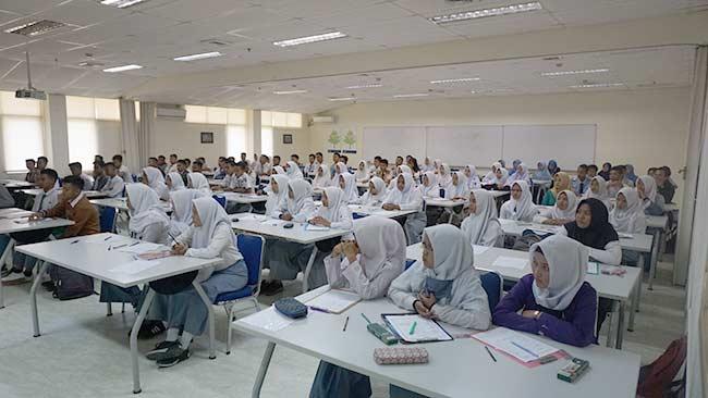 Ratusan Siswa dari Empat Kabupaten Ikuti Seleksi Beasiswa RAPP