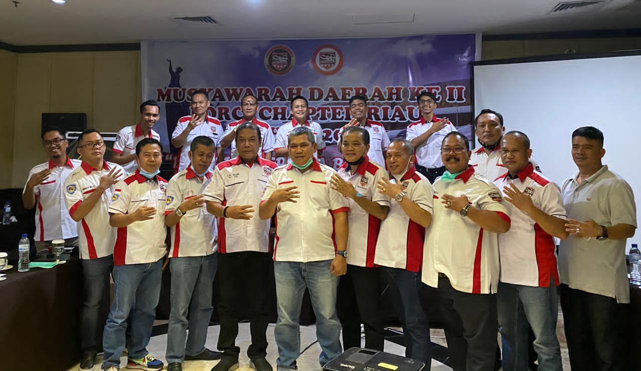 Dr Suratmin Nahkodai Fortuner Owner Club Indonesia Chapter Riau