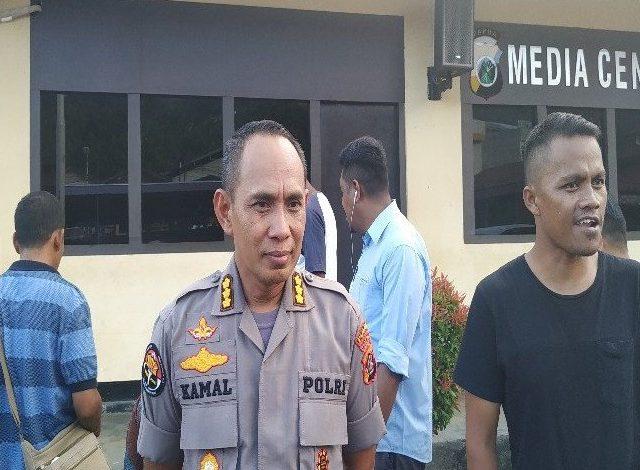 Bentrok TNI-Polri, Tiga Anggota Polisi Tewas Tertembak