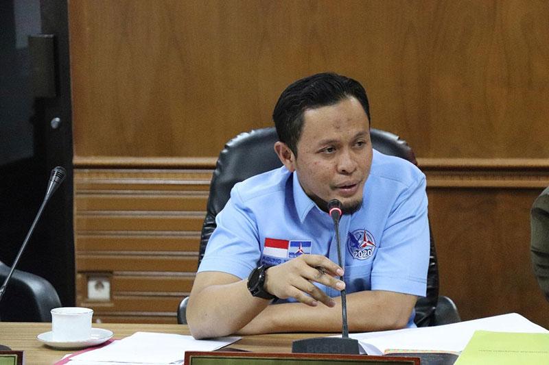 Fraksi Demokrat DPRD Riau Ajak Wakil Rakyat Bersuara