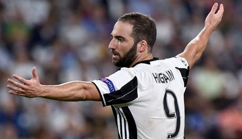 Tinggalkan Juventus, Higuain Menuju Liga Amerika