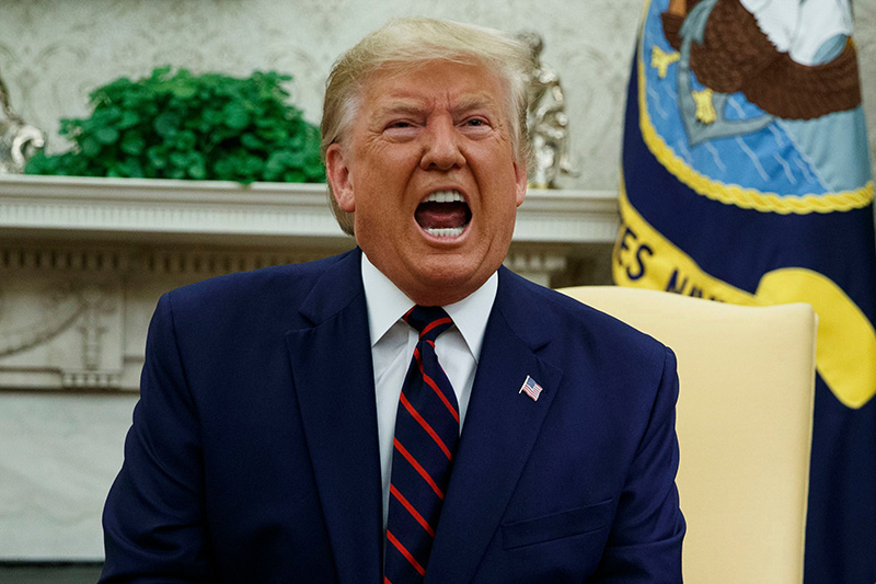 Trump Ditekan Tokoh-Tokoh Republik agar Akui Kemenangan Biden