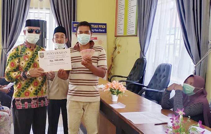 Ambil BLT Dana Kampung Harus Lampirkan Bukti Vaksin
