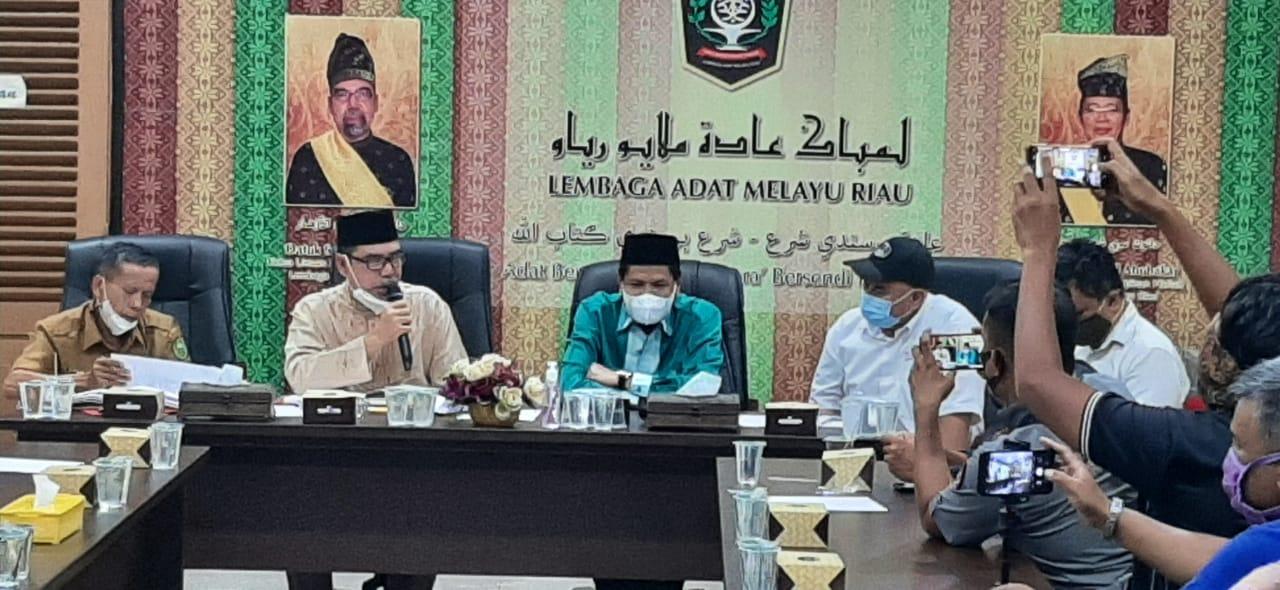 Ramai-Ramai Protes Motif Batik Melayu Riau Diklaim Pengusaha Bandung