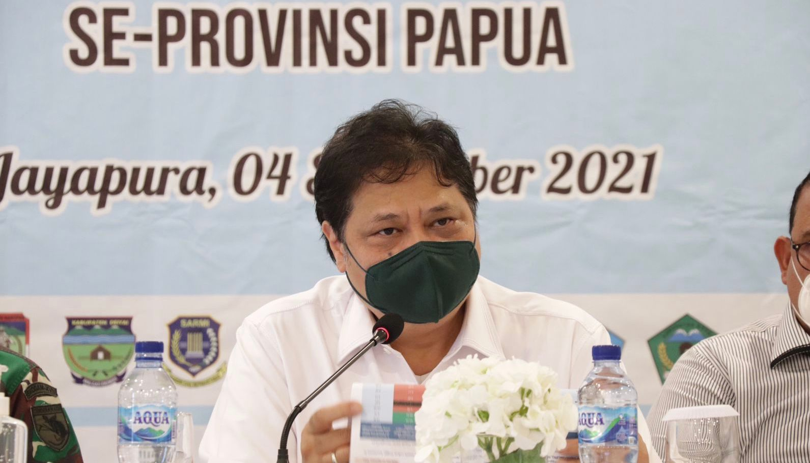 Ini Strategi KPCPEN Turunkan Kasus Covid-19 di Papua Jelang PON XX