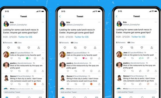 Fitur Baru di Twitter, Ada Tombol Pemungutan Suara